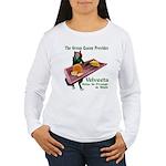 Velveeta Women's Long Sleeve T-Shirt