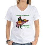 Velveeta Women's V-Neck T-Shirt