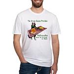 Velveeta Fitted T-Shirt
