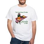 Velveeta White T-Shirt