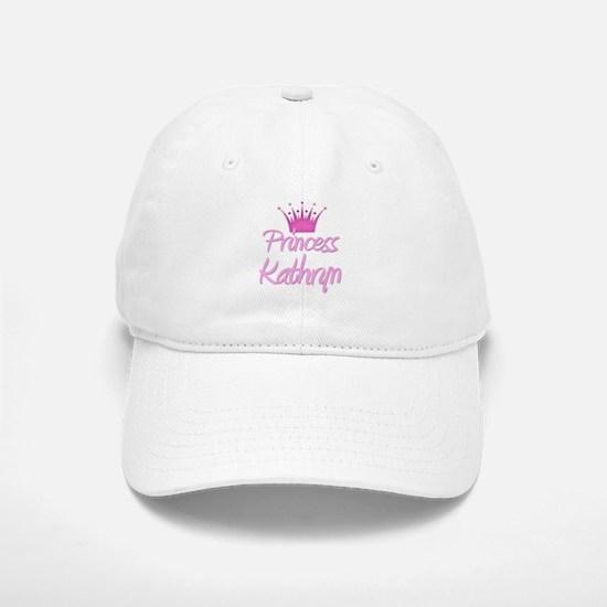 Princess Kathryn Baseball Baseball Cap