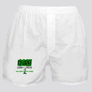 CURE Kidney Cancer 1 Boxer Shorts