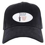 Genealogy Menu Black Cap