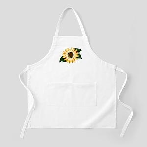 Sunflower & Ladybugs BBQ Apron
