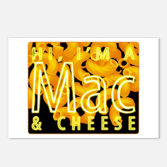 I'm a Mac & Cheese Postcards (Package of 8)
