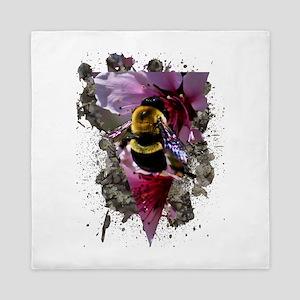 Bee Vibrant Queen Duvet