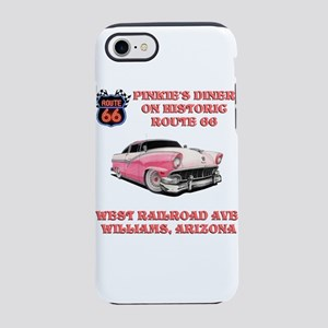 Pinkies Diner iPhone 8/7 Tough Case