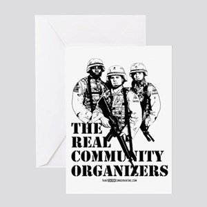 The REAL Community Organizers Greeting Card