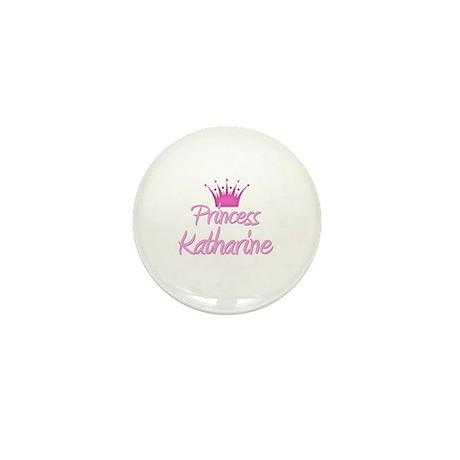 Princess Katharine Mini Button