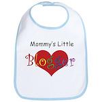 Mommy's Little Blogger Bib