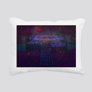 Get Tuned In Rectangular Canvas Pillow