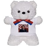 Reagan on Liberal Ignorance Teddy Bear