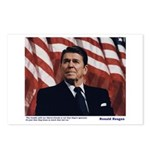 Reagan on Liberal Ignorance Postcards (Package of