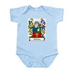 Nikitin Family Crest Infant Creeper