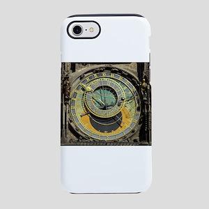 Prague Astronomical Clock To iPhone 8/7 Tough Case