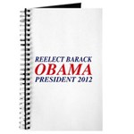 Reelect Obama 2012 Journal