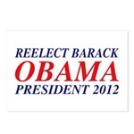 Reelect Obama 2012 Postcards (Package of 8)