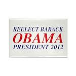 Reelect Obama 2012 Rectangle Magnet (100 pack)