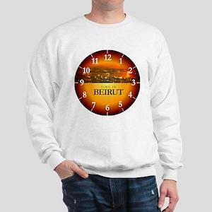 Time in Beirut Sweatshirt