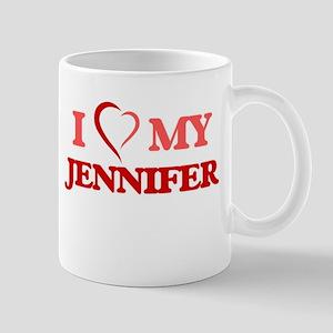 I love my Jennifer Mugs