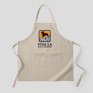 Bull Terrier BBQ Apron