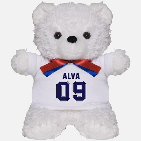 ALVA 09 Teddy Bear