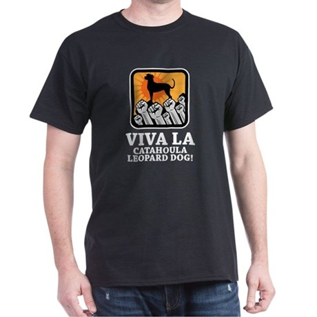 Catahoula Leopard Dog Dark T-Shirt
