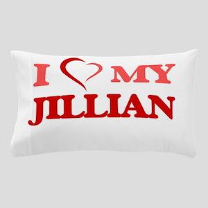 I love my Jillian Pillow Case