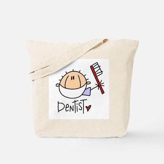 Male Dentist Tote Bag
