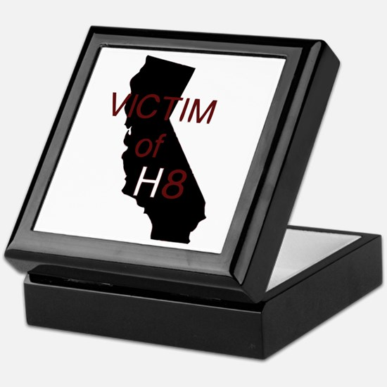 Funny Proposition 8 Keepsake Box