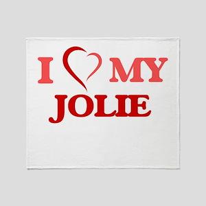 I love my Jolie Throw Blanket