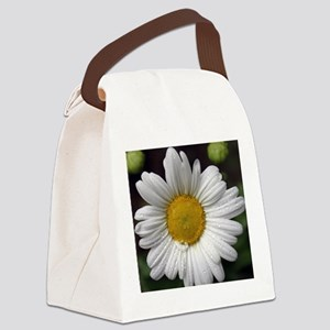 Dewy Daisy Canvas Lunch Bag