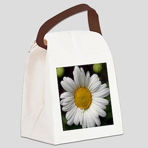 Dewy Daisy Canvas Lunch Bag