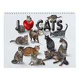 Cat Wall Calendars