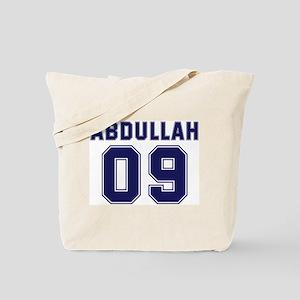 ABDULLAH 09 Tote Bag