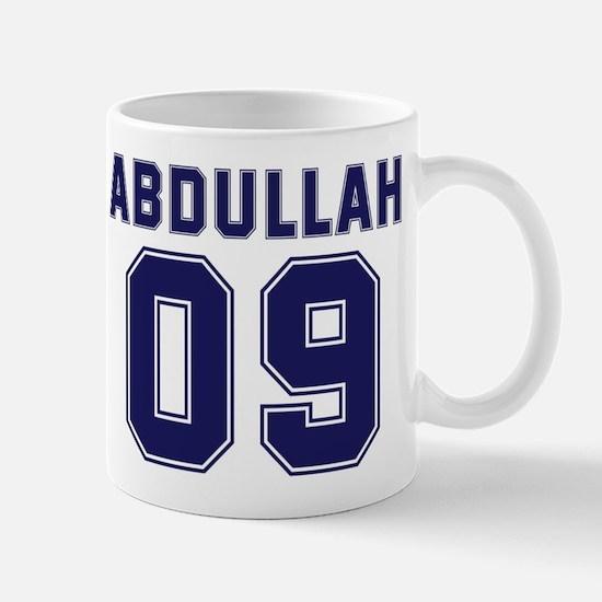 ABDULLAH 09 Mug