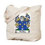 Persky Family Crest Tote Bag