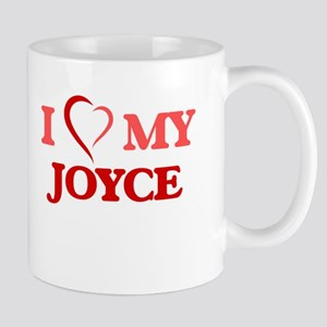 I love my Joyce Mugs