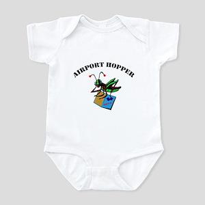 Airport Hopper Infant Creeper