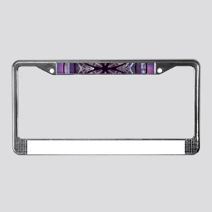 Metaseed License Plate Frame