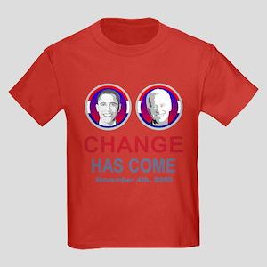 OBAMA SHOPS: Kids Dark T-Shirt