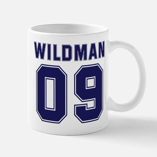 Wildman 09 Mug