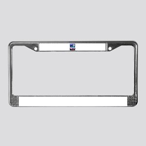 66cruise License Plate Frame
