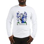 Pleshcheev Family Crest Long Sleeve T-Shirt