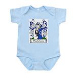 Pleshcheev Family Crest Infant Creeper