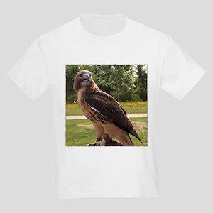 Red Tail Hawk (2) Kids T-Shirt
