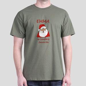 Emma christmas Dark T-Shirt
