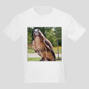 Red Tail Hawk (1) Kids T-Shirt