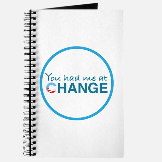 You had me at Change Journal