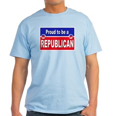 Proud to be a Republican T-Shirt